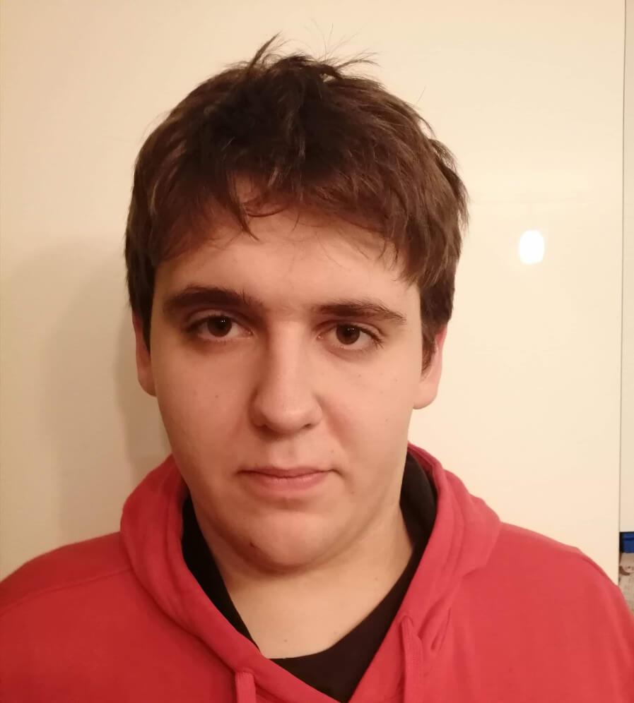 Luka Erjavec - Perkmandlc Team